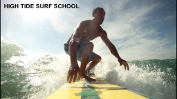 SURF INSTRUCTOR - INSTRUCTOR DE SURF(High tide Surf School TripAvisor)