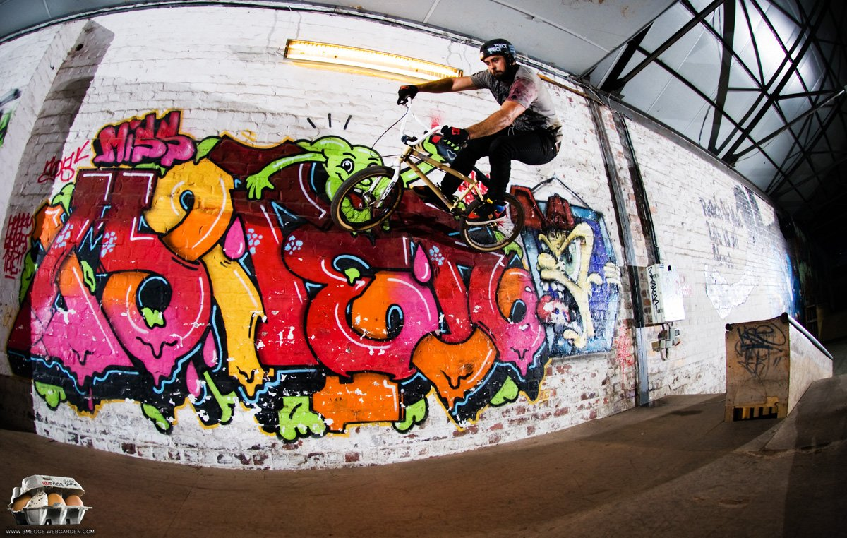 Box to Wallride -