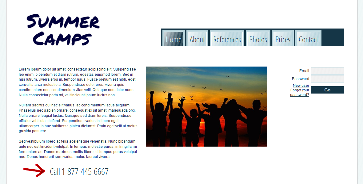 01 Homepage before with marks.png