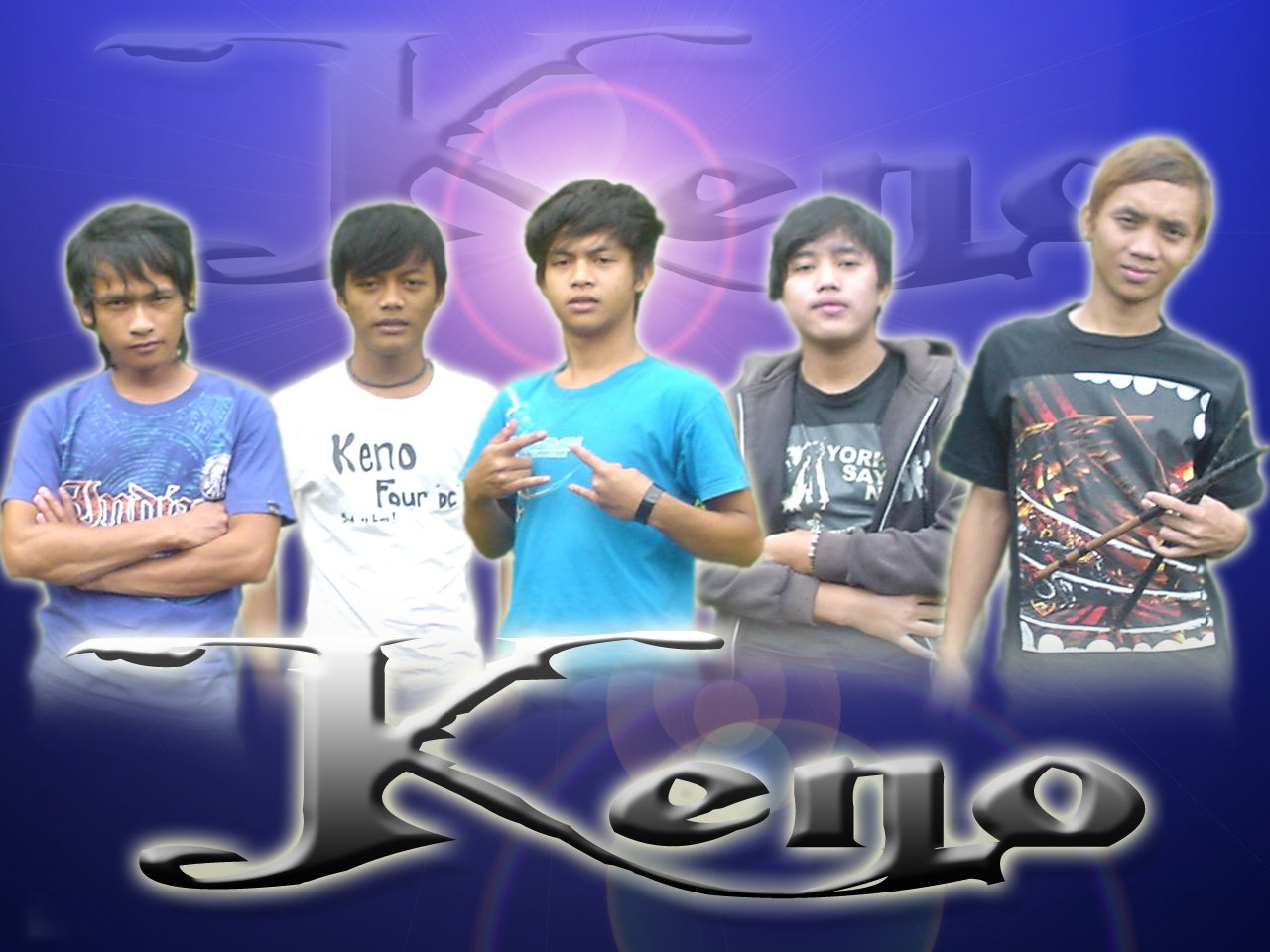 KENO Band - Band Asuhan GlassiX Management